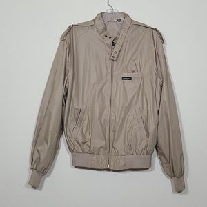 Members Only  Original Iconic Racer Mens  Jacket